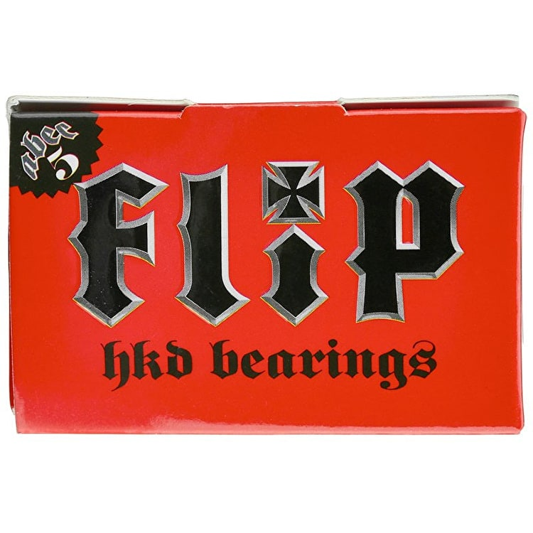 Flip HKD Skateboard Bearings - ABEC 5