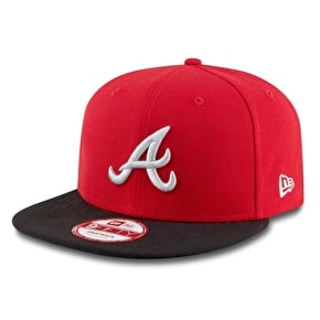 New Era 9Fifty Atlanta Braves Snapback Cap