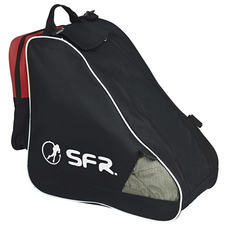 SFR Large Ice & Skate Bag - Red / Black