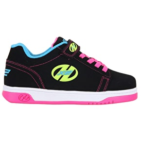 Heelys X2 Dual Up - Black/Neon/Multi