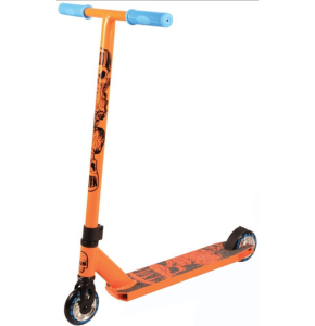 Madd Hatter Kick Extreme II Complete Scooter - Orange