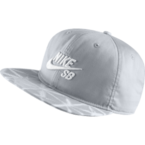 Nike SB Seasonal Strapback Cap - Wolf Grey/Black