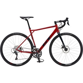 GT 700 M GTR Comp Complete Road Bike - Red