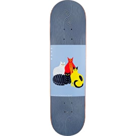 WKND Fever Kingdom - Best Friends - Maalouf Skateboard Deck 8