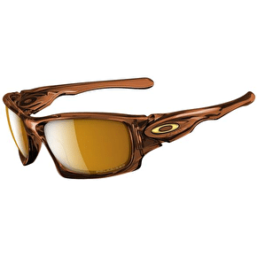 Oakley Ten Polarized Sunglasses - Polished Rootbeer/Bronze