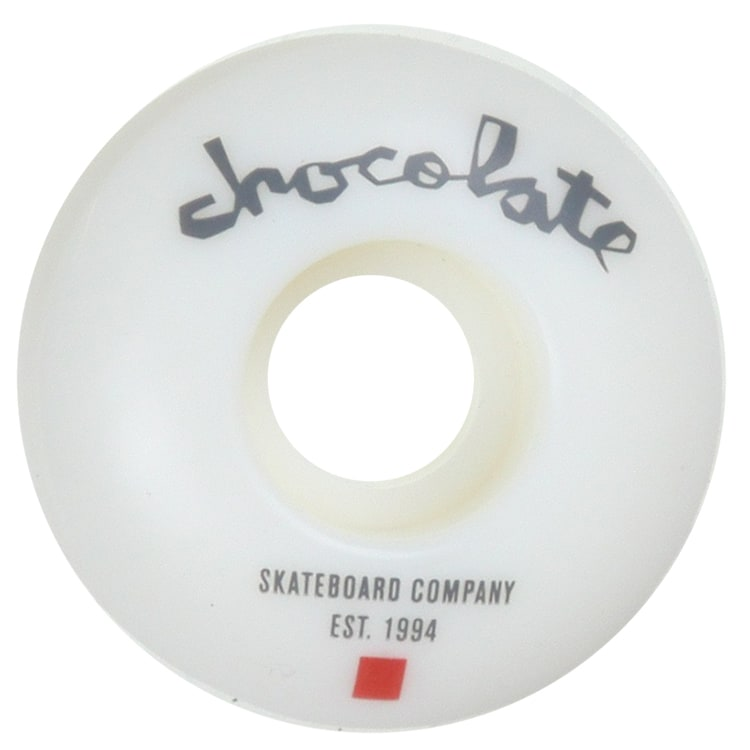 Chocolate Chunk Est. Skateboard Wheels - 50mm 101a (Pack of 4)