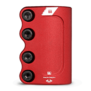 UrbanArtt Evo Mini SCS Clamp - Red