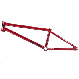 Tall Order 215 V2 BMX Frame - Gloss Red