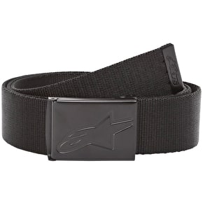 Alpinestars Friction Web Belt - Black/Black