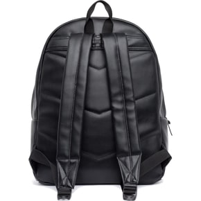 Hype Embossed Script Backpack - Black