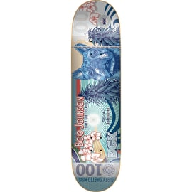DGK Paid Boo Skateboard Deck 8