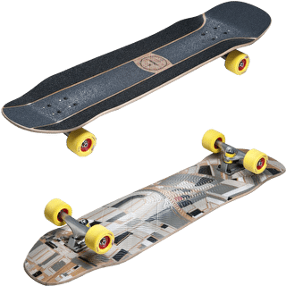 Loaded Overland Longboard