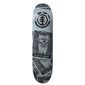 Element Amplify Skateboard Deck - Greyson 8.25
