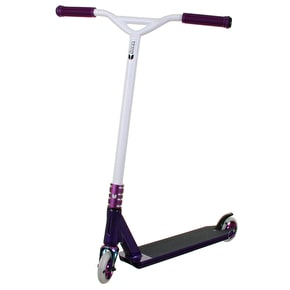 Blunt Custom Scooter - King of Spades Purple/White