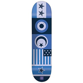 Chocolate Skateboard Deck - Flags Berle 8.125