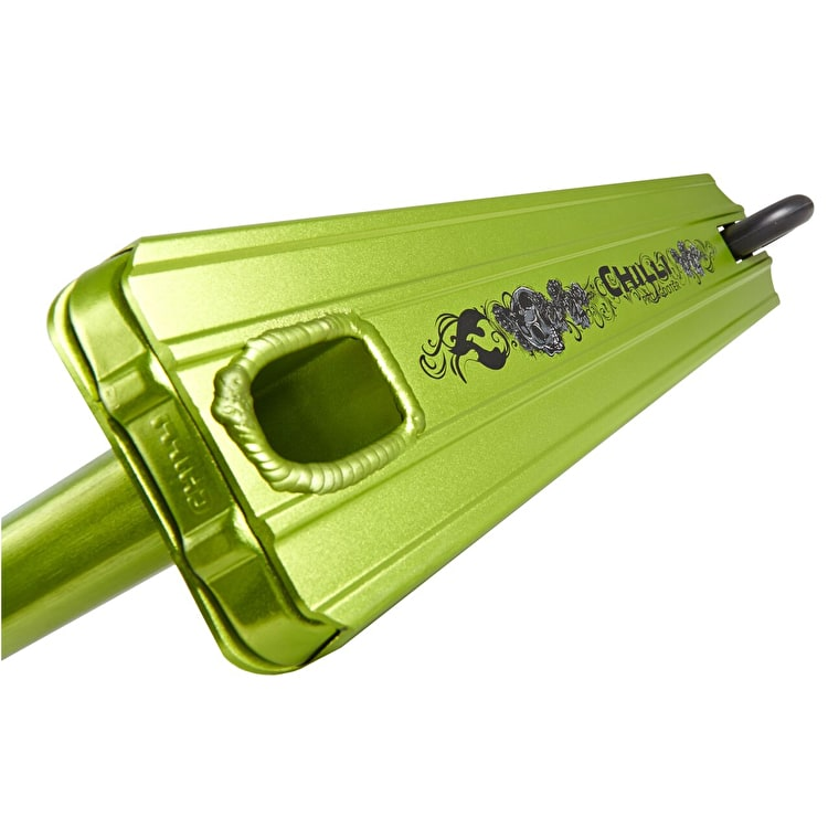 Chilli Pro Rider's Choice Zero Complete Scooter - Green