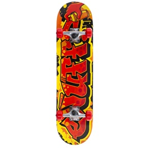 Enuff Graffiti II Complete Skateboard - Red