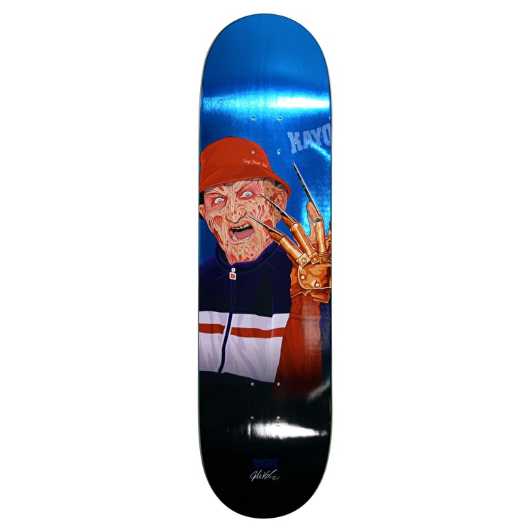 DGK G Killers Skateboard Deck - Kalis 8.38""