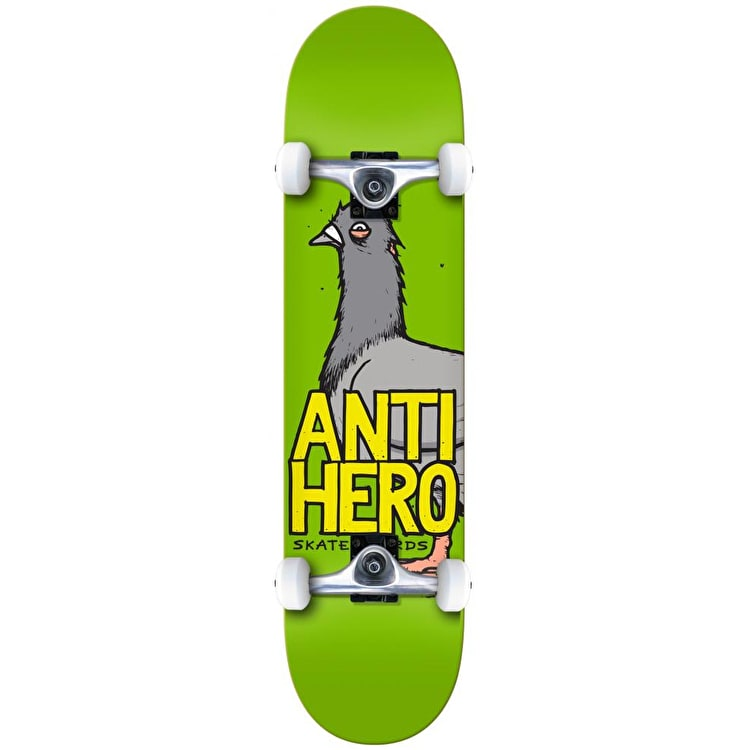 Anti Hero Pigeon Hero Complete Skateboard - 7.5""