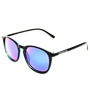 Happy Hour Dickson Flap Jack Sunglasses - Black