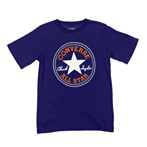 Converse Chuck Patch Kids T-Shirt - Surf the Web