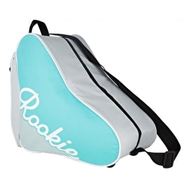 Rookie Logo Skate Bag - Grey/Blue