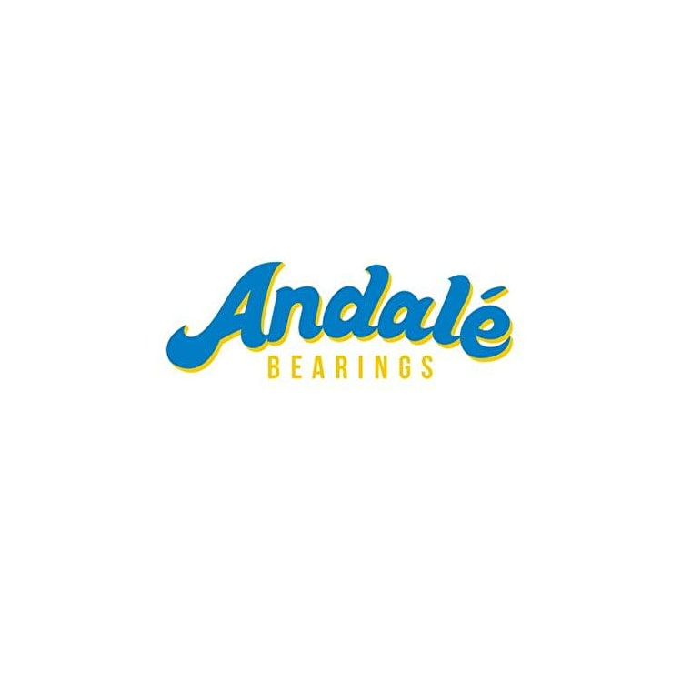 Andale Fresh Script Skateboard Sticker