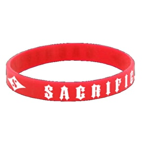Sacrifice Wrist Band - Red