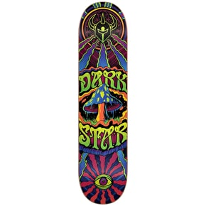 Darkstar Skateboard Deck - Trippy HYB 7.75