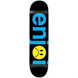 Enjoi Frowny Face No Brainer HYB Skateboard Deck