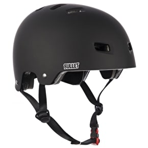 B-Stock Bullet Grom Kids Helmet - Matte Black M (Box Damage)