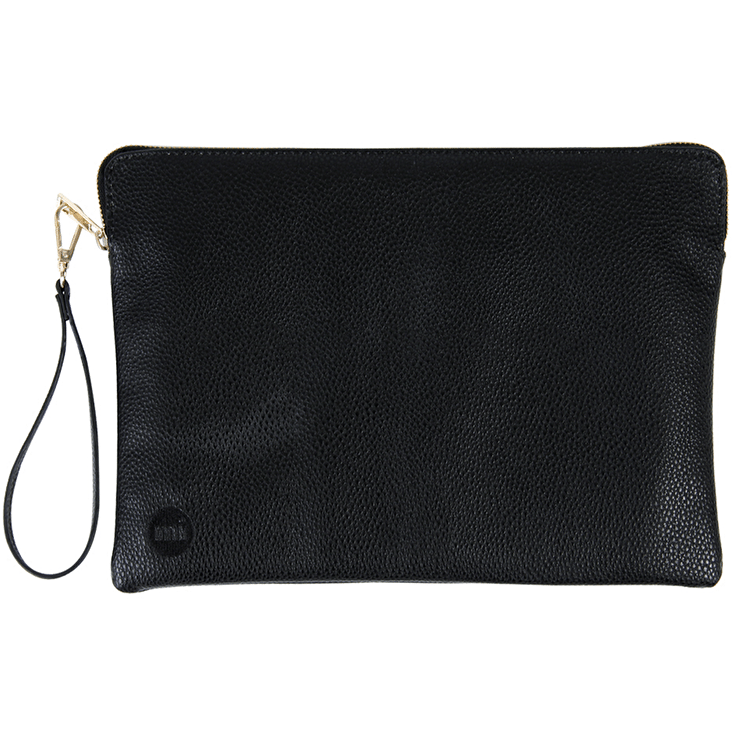 Mi-Pac Large Pouch - Tumbled Black
