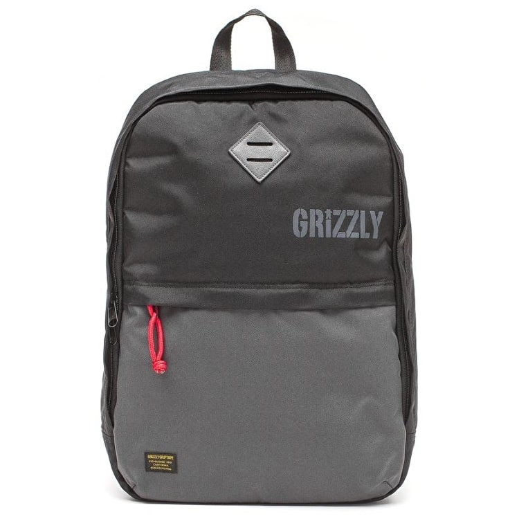 Grizzly Day Trail Backpack - Black