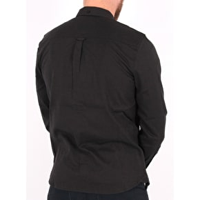 Element Greene Longsleeve Shirt - Black