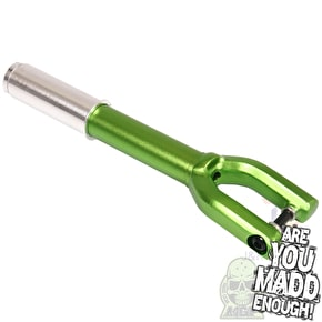 MGP DDAM M1 Threadless Fork - Lime