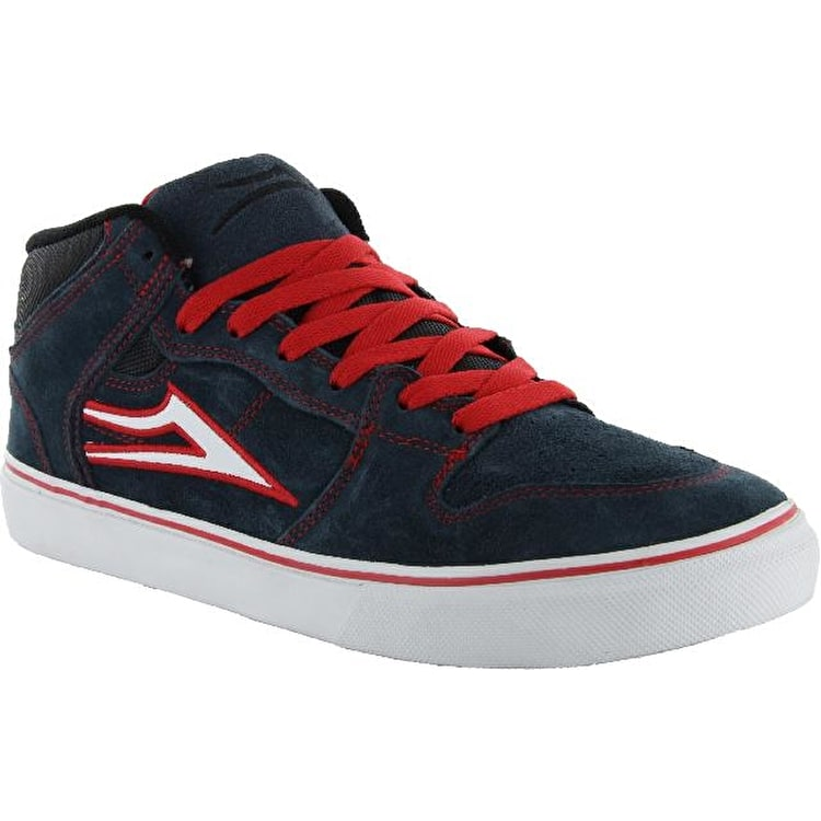 Lakai Carroll Select Skate Shoes - Navy UK7 B-Stock