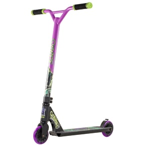 B-Stock Slamm Mischief II Complete Scooter - Purple (Box Damage)
