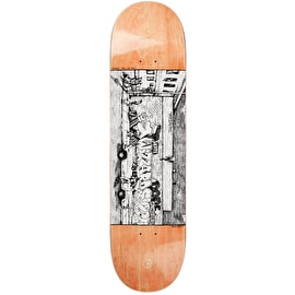 Polar Straight From The Hood  Skateboard Deck 8.25