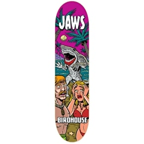 Birdhouse Mexipulp Pro Skateboard Deck - Jaws 8.38