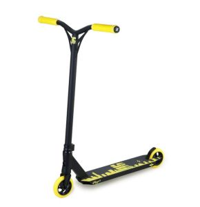 Sacrifice OG Player Complete Scooter - Black/Yellow