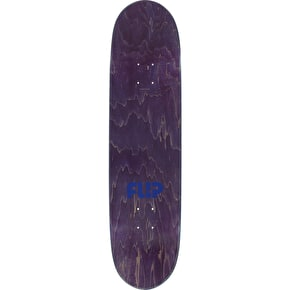 Flip Two-Tone Berger Skateboard Deck - 8