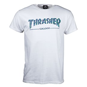 Thrasher GX1000 T-Shirt - White