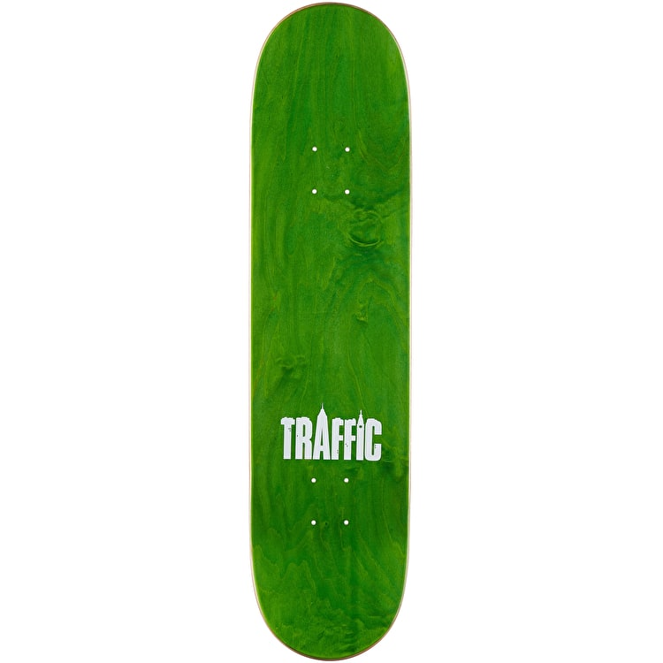 Traffic Vintage Adler Skateboard Deck 8""