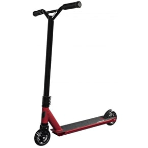 Blazer Pro Evolution Complete Scooter - Anodized Red/Black