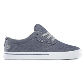 Etnies Jameson 2 Eco Skate Shoes - Navy/Grey