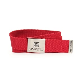 Globe Redman Belt - Pop Red