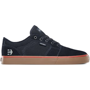 Etnies Barge LS Shoes - Navy/Navy/Gum