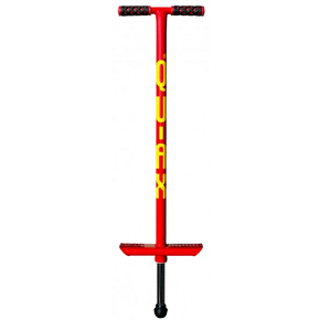 Qu-Ax V200 Pogo Stick - Red (<30kg)