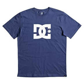 DC Star SS T-Shirt - Washed Indigo