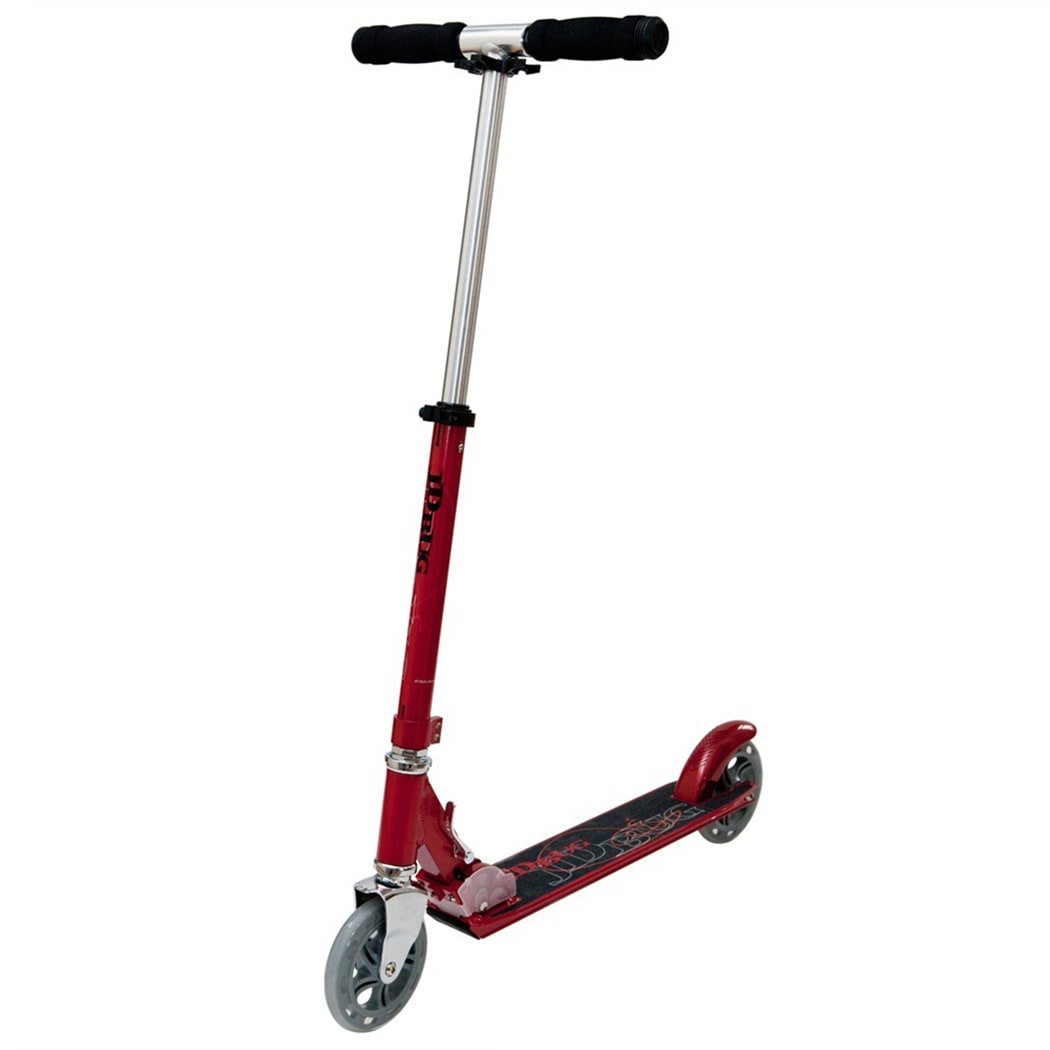 JD Bug Folding Scooter  Street MS150 Red Glow Pearl